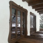 rame lemn ferestre