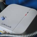 receptor comandat de termostat de ambianta amplasat intr-o camera