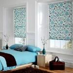 rolete textile decor ferestre dormitor modern