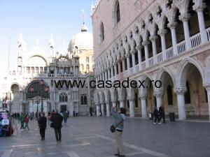 Constructiile de ieri – monumentele de azi. Catedrala San Marco, Palatul dogilor