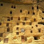 satul medieval sapat in stanca manazan taskale turcia