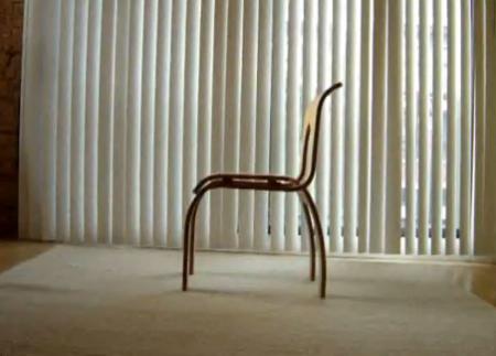 scaun inedit