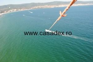 "Parasailing in Sunny Beach, Bulgaria – sau ""Zboara puiule, zboara"""