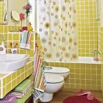 separare wc de chiuveta baie perete despartitor
