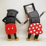Comoda cu sertare: modele haioase pentru camerele copiilor – 12 IMAGINI