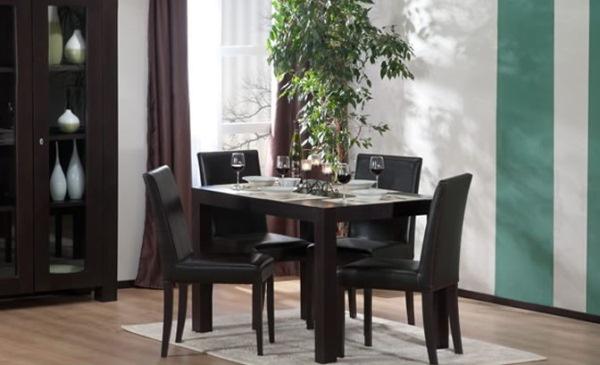 set masa dining scaune mobila