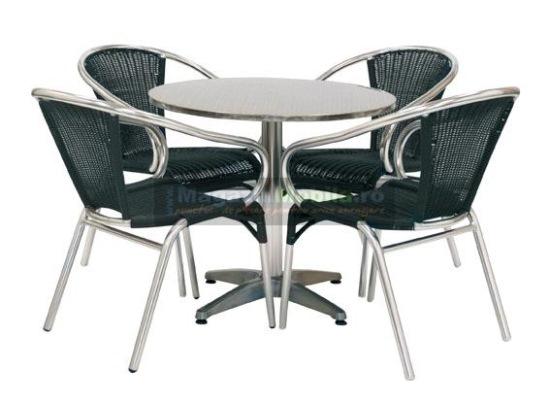 set masa scaune terasa