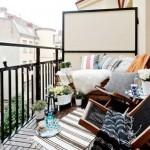 sezlong balcon apartament