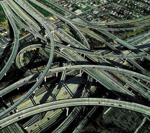 sistemul de autostrazi si drumuri Dwight D Eisenhower