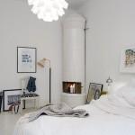 soba teracota veche dormitor stil scandinav
