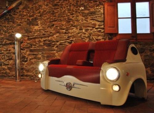 sofa masina
