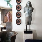 statueta egipteana tendinte amenajari interioare 2014