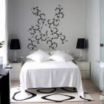 sticker autocolant decorativ perete capul patului dormitor matrimonial