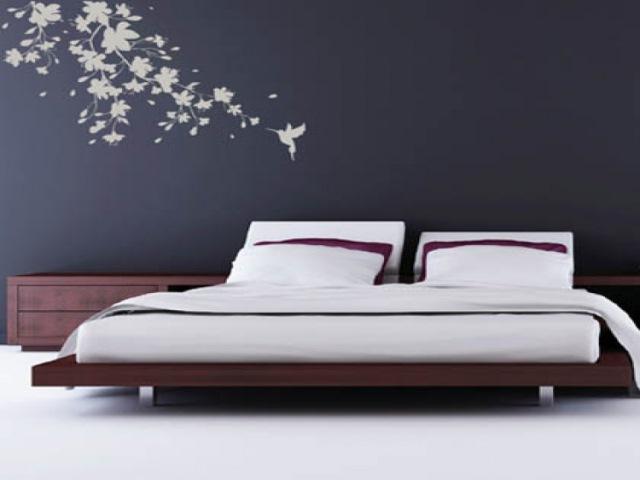 sticker autocolant dormitor