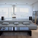 stil minimalist living