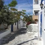 straduta insorita in Mykonos