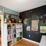 tabla de scris decor perete camera copil