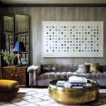 tablou imprimeu buline decor perete living eclectic