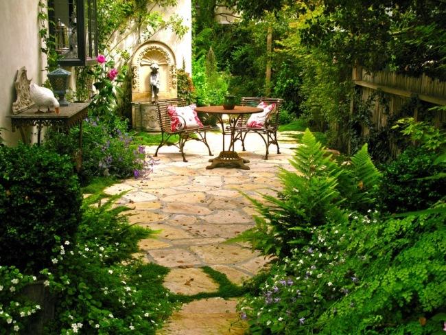 Frumusetea Naturii Cum Amenajezi O Gradina Salbatica In Curtea Casei Imagini Casadex Ro