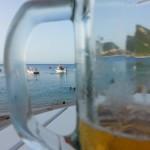 terasa plaja Agios Nikitas Lefkada