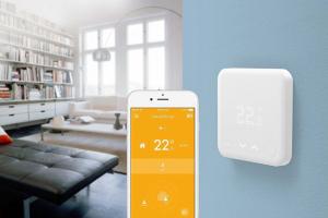 termostat inteligent conectat la sistemul de incalzire al casei