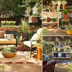 O terasa – 3 moduri de amenajare. Vin ele, zilele cu soare