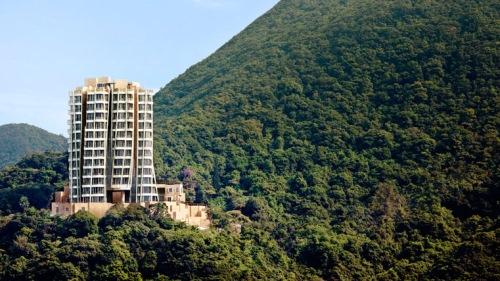 turnul opus hong kong