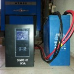 ups baterie externa centrala lemne