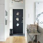 usa intrare hol casa designer norvegian