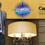Rapperul Vanilla Ice s-a lansat in domeniul amenajarilor interioare