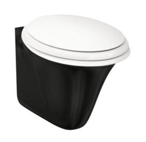vas wc suspendat negru hatria
